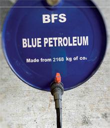 Baril Blue Petroleum BFS