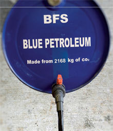 Baril Blue Petroleum BFS