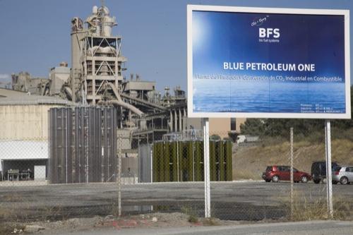 L'usine pilote BFS d'Alicante en Espagne