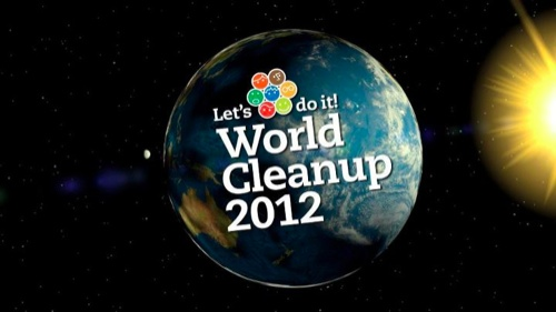 World CleanUp 2012