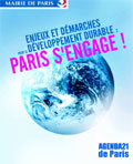 Agenda 21 Paris s'engage