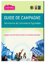 Publication du guide de la campagne Territoires de Commerce Equitable