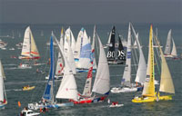 Exemple d'Epl : Organisation du Vendée Globe (Sem Vendée) © Jacques Vapillon/Pool DPPI Illustration Fleet