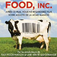 FOOD,INC Documentaire de Robert KENNER
