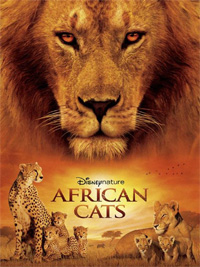African Cats de Keith Scholey et Alastair Fothergill
