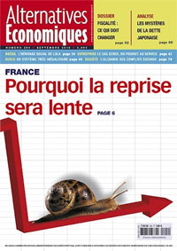 Alternatives Economiques - N° 294 - Septembre 2010