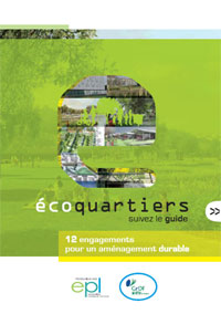 Couverture guide ecoquartiers