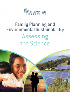 Family Planning and Environmental Sustainability : Assessing the Science