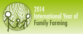 2014 année internationale de l'agiculture familiale