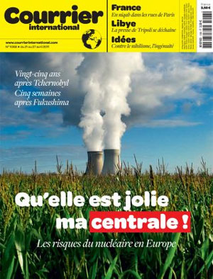 Courrier International N° 1068 du 21 avril 2011
