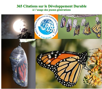 365 Citations sur le Développement Durable