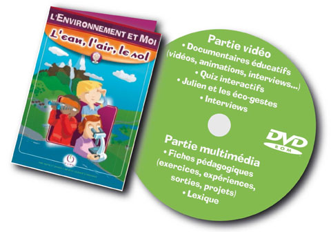DVD eau-air-sol