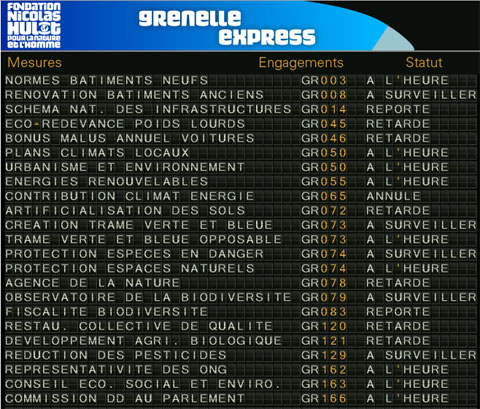 Grenelle express