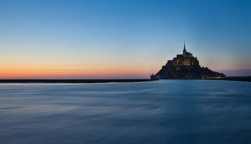 Le Grand Projet écologique national du Mont-Saint-Michel