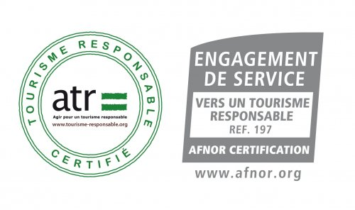 ATR, label accordé après audit par l'AFNOR