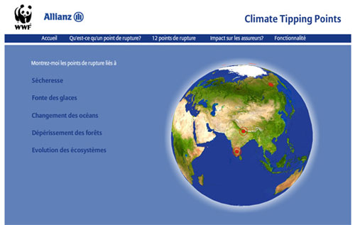 Tipping points allianz / WWF