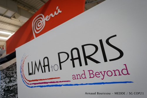Plan d'Actions Lima-Paris (LPAA)
