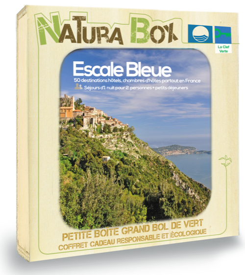 Naturabox Escale Bleue