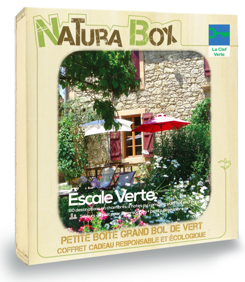 NaturaBox Escale Verte