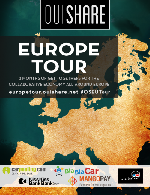 OuiShare Europe Tour