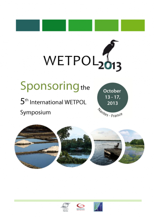 5ème symposium international WETPOL 2013
