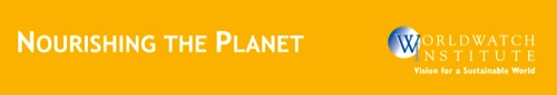 Nourrir la Planète - WorldWatch Institute